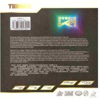 Накладка для настольного тенниса Tibhar Hybrid K1 Euro