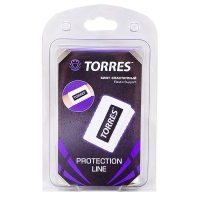 Эластичный бинт TORRES 80x300mm PRL11001 White/Black