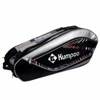 Чехол 4-6 ракеток Kumpoo KB-965 Black