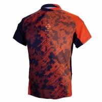Футболка Kumpoo T-shirt M KW-9103 Orange/Navy