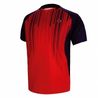 Футболка Kumpoo T-shirt M KW-9102 Red/Blue