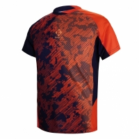 Футболка Kumpoo T-shirt W KW-9203 Orange/Navy
