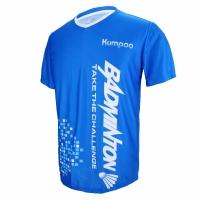 Футболка Kumpoo T-shirt W KW-9210 Blue