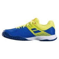 Кроссовки Babolat Junior Pulsion Clay 33S19731 Blue/Yellow