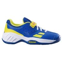 Кроссовки Babolat Junior Pulsion All Court Kid 32S19518 Blue/Yellow
