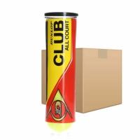 Мячи для большого тенниса Dunlop Club All Court 4b Box x72 603111