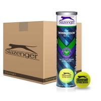 Мячи для большого тенниса Slazenger Wimbledon Ultra Vis Hidroguard 4b Box x72 340918