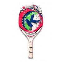 Ракетка для пляжного тенниса Turquoise Pro K 2.2 2018 White