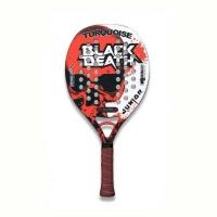 Ракетка для пляжного тенниса Turquoise Black Death 2018 Red