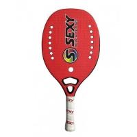 Ракетка для пляжного тенниса Sexy BT Hex 2018 Red