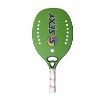 Ракетка для пляжного тенниса Sexy BT Hex Grit 2018 Green