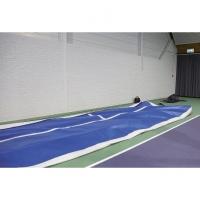 Тренировочная стенка AIR TENNIS 3m со стойками 42025 Universal