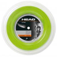 Струна для тенниса Head 200m LYNX 281794 Green