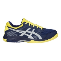 Кроссовки Asics Gel-Rocket 8 Men Dark Blue/Yellow
