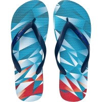Сланцы Flip Flops 817009-ROR Head Cyan/Red