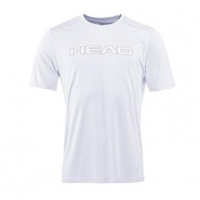 Футболка Head T-shirt M Basic Tech 811518 White