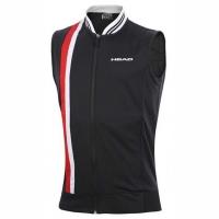 Жилет Head Waistcoat M Haddow Court Vest 811223 Black/Red