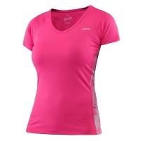 Футболка Head T-shirt W Vision Bee Basic 814336 Pink