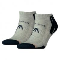 Носки спортивные Head Socks Performance Sneaker x2 170016 Gray/Blue