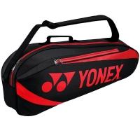 Чехол 1-3 ракетки Yonex 8923EX Black/Red
