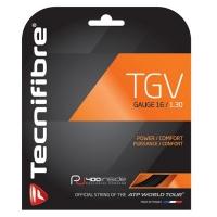 Струна для тенниса Tecnifibre 12m TGV 01GTGV Black