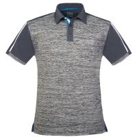 Поло Donic Polo Shirt M Melange-Tee Gray