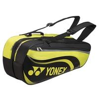 Чехол 4-6 ракеток Yonex 8926EX Black/Lime