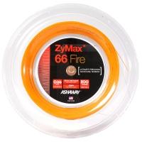 Струна для бадминтона Ashaway 200m Zymax Fire 66 Orange