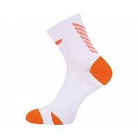 Носки спортивные Li-Ning Socks AWSP189-2 Man White/Orange