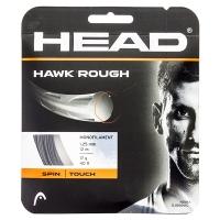 Струна для тенниса Head 12m HAWK Rough 281126 Dark Gray