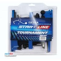 Сетка для теннисного стола Start Line Tournament 60-9819F Black