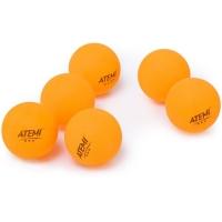 Мячи для настольного тенниса ATEMI 3* x144 Orange