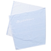 Полотенце Phiten Bath Towel 60x120 TU522 Blue