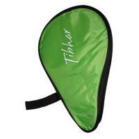 Чехол для ракеток Tibhar Racket Form Metro Black/Green