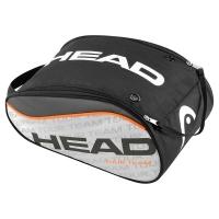 Сумка для обуви Head Tour Team Shoebag 2016 Black/Silver