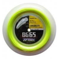 Струна для бадминтона Yonex 200m BG-65 Green