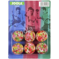 Мячи для настольного тенниса Joola Multicolor