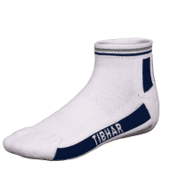 Носки спортивные Tibhar Socks Special Dry White/Blue