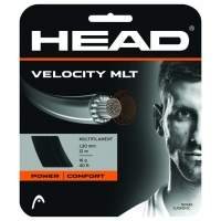 Струна для тенниса Head 12m Velocity MLT Black