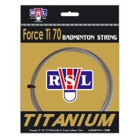 Струна для бадминтона RSL 10m Force Ti 70