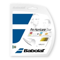 Струна для тенниса Babolat 12m Pro Hurricane Tour 241102 Yellow