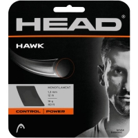 Струна для тенниса Head 12m HAWK Grey