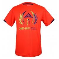 Футболка Kumpoo T-shirt JB KW-7309 Orange