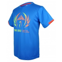 Футболка Kumpoo T-shirt JB KW-7309 Blue