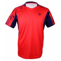 Футболка Kumpoo T-shirt KW-7201 Red