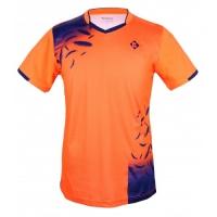 Футболка Kumpoo T-shirt KW-7203 Orange