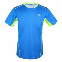 Футболка Kumpoo T-shirt KW-7206 Blue