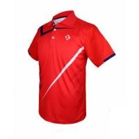 Поло Kumpoo Polo Shirt W KW-7205 Red