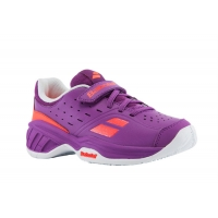 Кроссовки Babolat Junior Pulsion All Court Kid 32S17518 Lilac