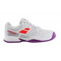 Кроссовки Babolat Junior Pulsion All Court 33S17482 White/Red
